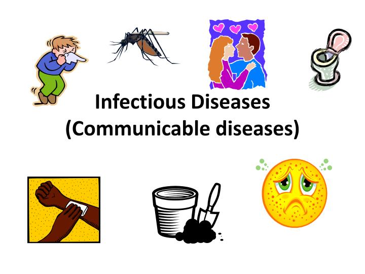 infectious diseases communicable diseases n.