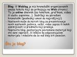 ta je blog