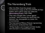 the nuremberg trials1