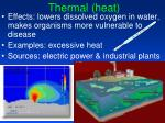 thermal heat