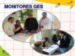 monitores ges