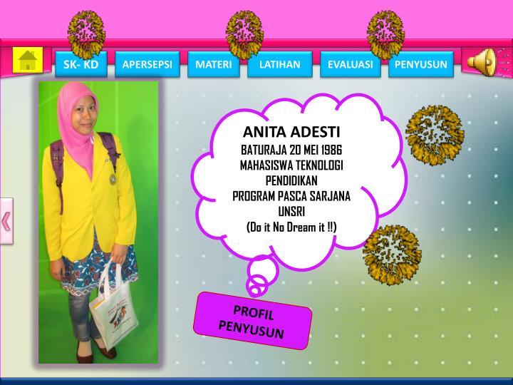 ANITA ADESTI