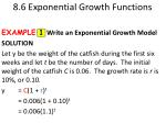 8 6 exponential growth functions4