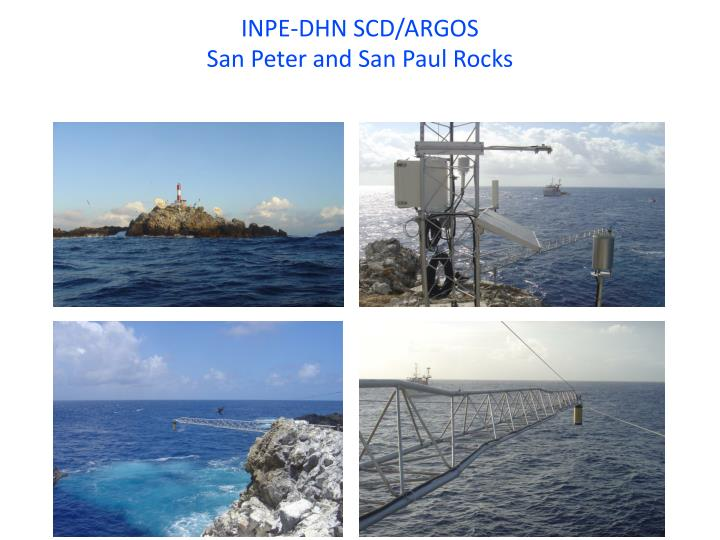 INPE-DHN SCD/ARGOS