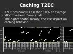 caching t2ec