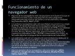 funcionamiento de un navegador web1