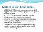 market basket continued