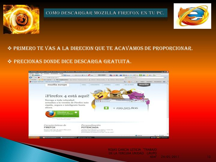 Como descargar Mozilla Firefox en tu