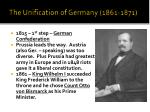 the unification of germany 1861 1871