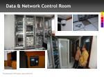 data network control room