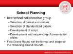 school planning1