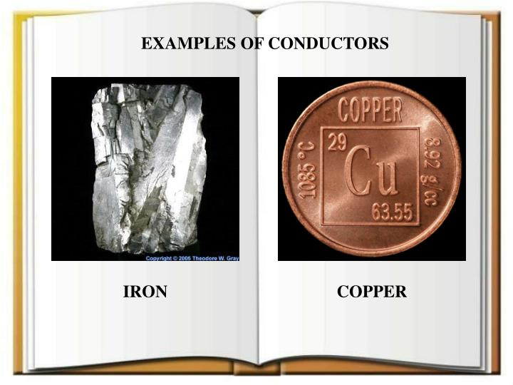 Ppt Conductors And Insulators Powerpoint Presentation Id6493799