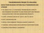 transmission projects ongoing2