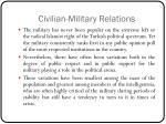 civilian military relations2