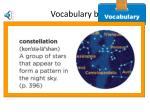 vocabulary b