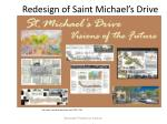 redesign of saint michael s drive