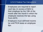 lo 2 federal tax calculations3
