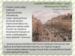 camille pissarro 1830 1903 montmartre i bulvar ermitaa peterburi