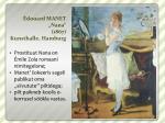 douard manet nana 1867 kunsthalle hamburg