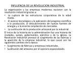 influencia de la revolucion industrial2