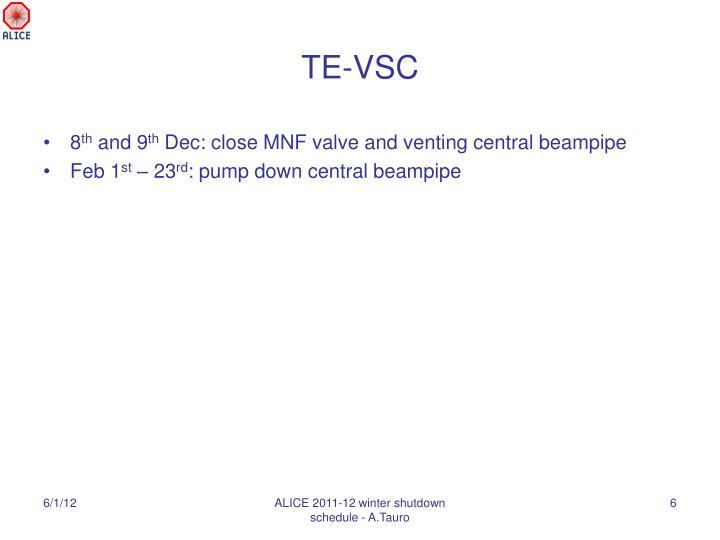 TE-VSC