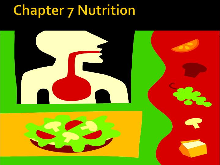 chapter 7 nutrition n.