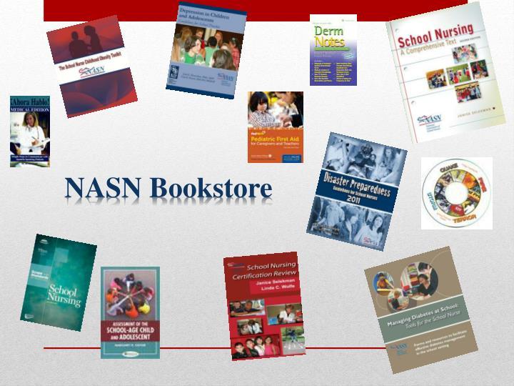 NASN Bookstore