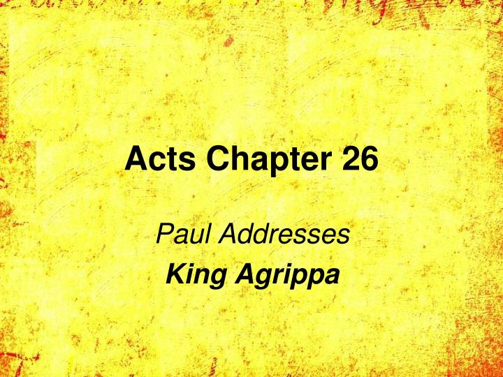 acts chapter 26 n.