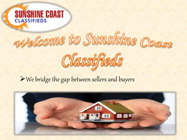 welcome to sunshine coast classifieds n.