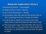 antarctic exploration history