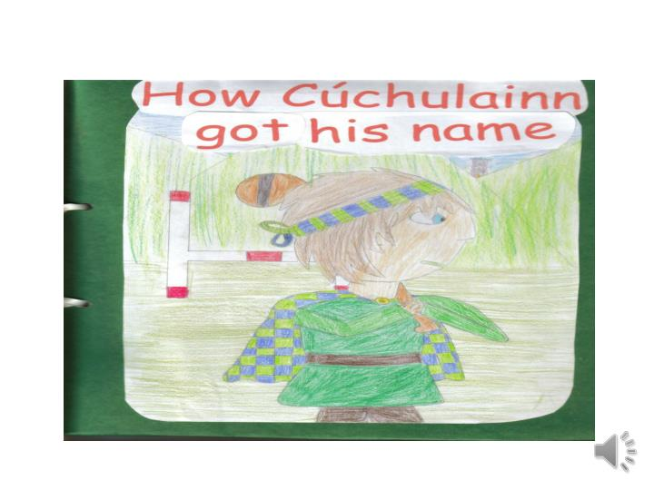 how c culainn got his name n.
