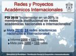 redes y proyectos acad micos internacionales1