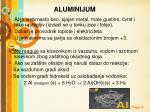 aluminijum