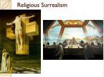 religious surrealism