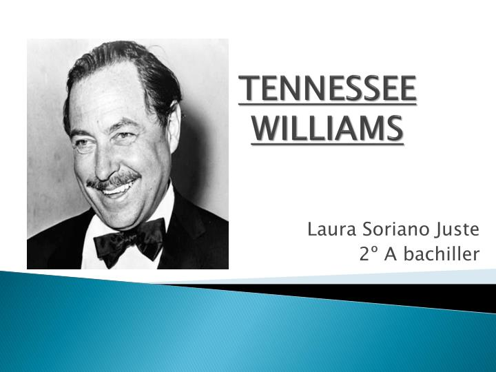 tennessee williams n.