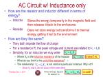 ac circuit w inductance only1