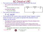 ac circuit w lrc1