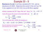 example 30 9