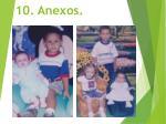10 anexos
