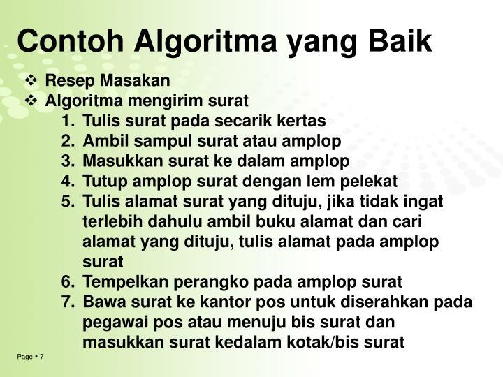 Ppt Algoritma Dan Struktur Data Powerpoint Presentation Id 6495223