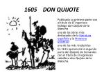 1605 don quijote