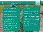 benefits reduce poverty