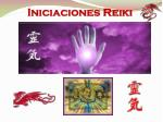 iniciaciones reiki