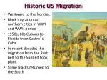 historic us migration