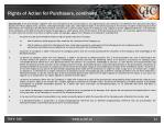 rights of action for purchasers continued1