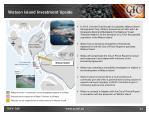 watson island investment upside