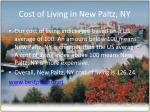 cost of living in new paltz ny