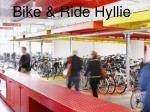 bike ride hyllie