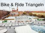 bike ride triangeln