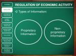 regulation of economic activity1
